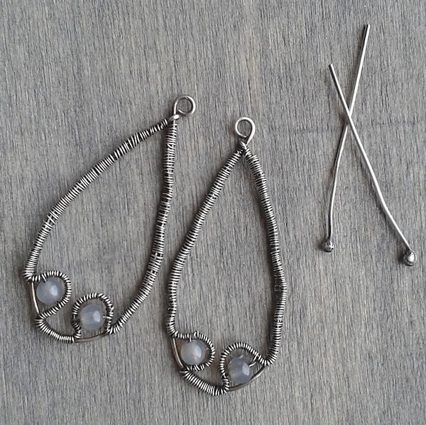 Harsh and Sweet's Tutorial: How to oxidize your silver jewelry without harmful chemicals